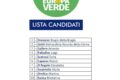 Lista candidati Europa Verde            Frattaminore 2021